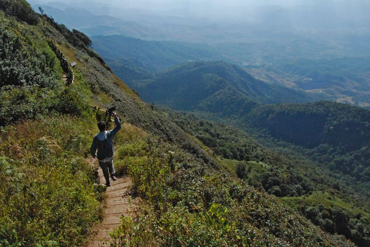 Thailand Travel tipsl Day Trip Itinerary to Doi Inthanon National Park in Chiang Mai, Thailand l @tbproject