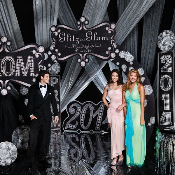 Diamonds Are Forever Complete Theme | Prom Nite