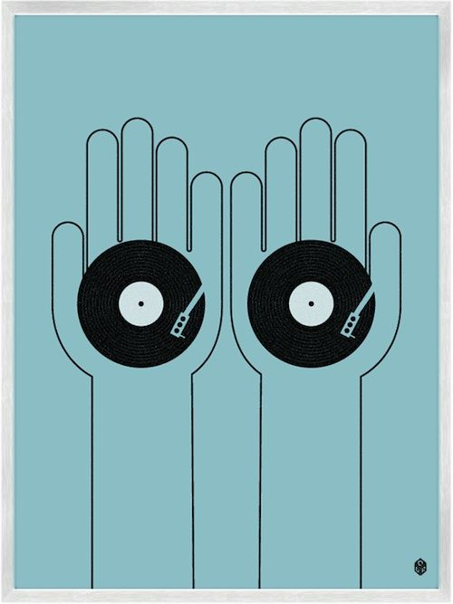 Hands google and ryan o 39 neal on pinterest for Art minimaliste musique