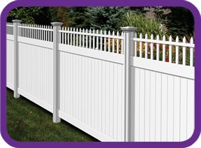 46 Best Images About Fence On Pinterest Vinyl Privacy