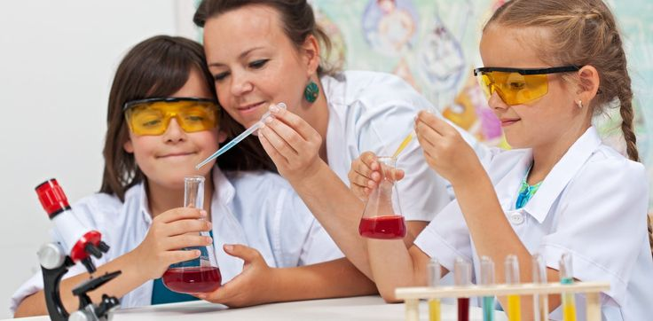STEM professionals who change careers to become teachers are often intrinsically motivated, and can help engage kids in STEM subjects with their real-world experience.