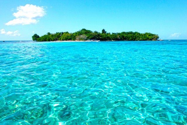 Booby Cay Island à Negril, en Jamaïque. PHOTO THINKSTOCK