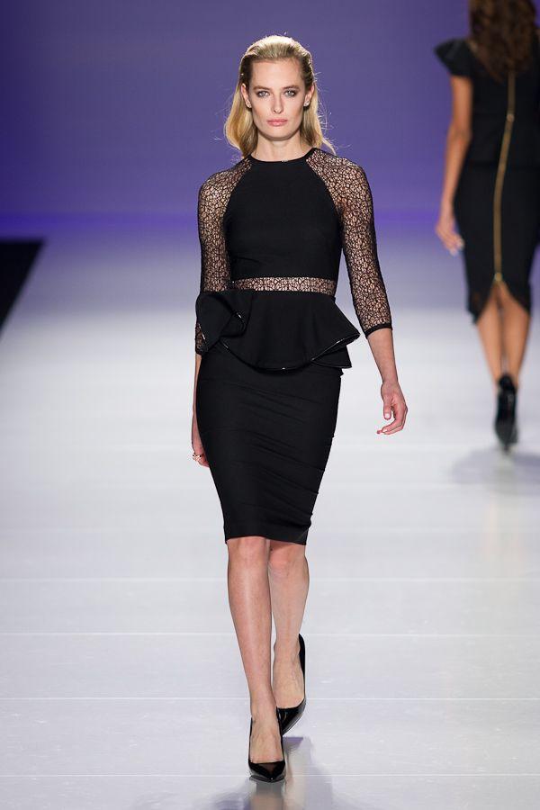 Madame Moje Fall Winter 2014 - Runway at World Mastercard Fashion Week