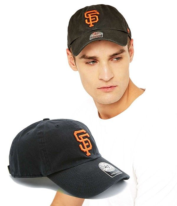 Acheter Casquette Officielle – Baseball – MLB San Francisco Giants – 47 Brands
