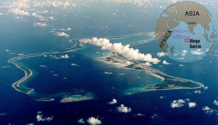 British Indian Ocean Territory - Diego Garcia