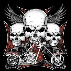 91 best iron cross images on pinterest cross tattoos crucifix iron cross chopper comfortable cotton tshirt and hoodie publicscrutiny Gallery