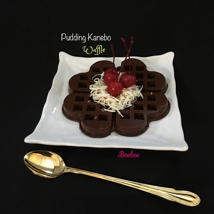 """Pudding Kanebo  """"Waffle"""""""