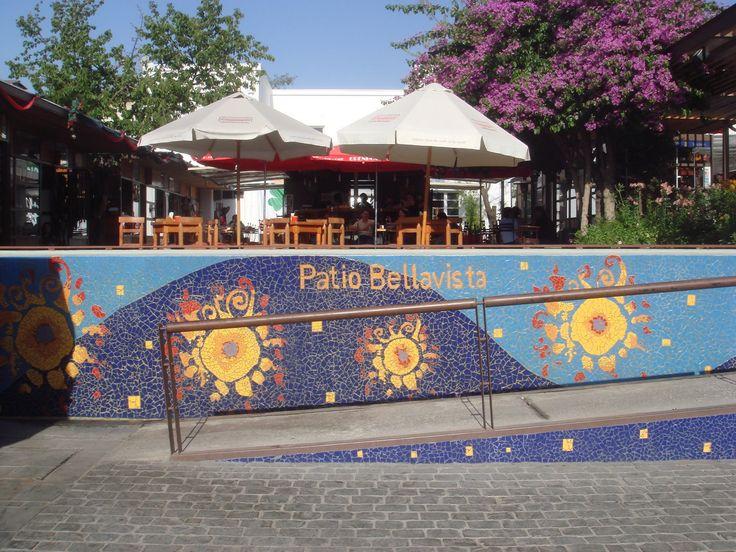 Bellavista.  Santiago, chile