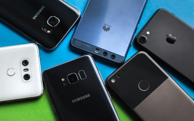 TOP 10 Smartphone Pekan Ini Oppo F5 iPhone X dan Mi A1