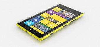Lumia 1520 of Nokia window based smartphone Review