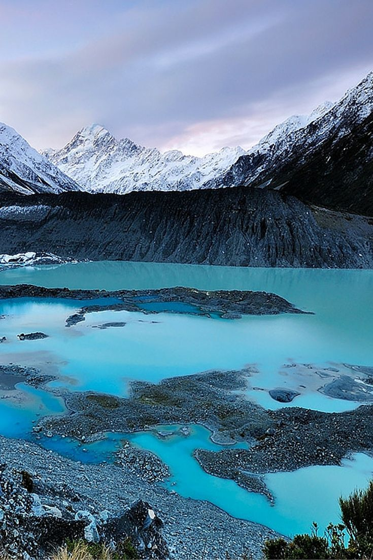 New Zealand is one of the world's most unique locations.  The combination of natural geography and an incredibly friendly culture help make it one of the most attractive destinations on the globe. Click through to see 20 INCREDIBLE landscapes you can only find in New Zealand!