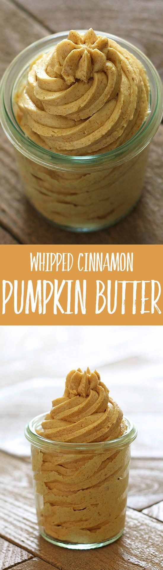 hipped Cinnamon Pumpkin Butter is bursting with fall flavors and perfect on bread, muffins, pancakes, waffles, and just about anything else! Make it ahead and keep it on hand!