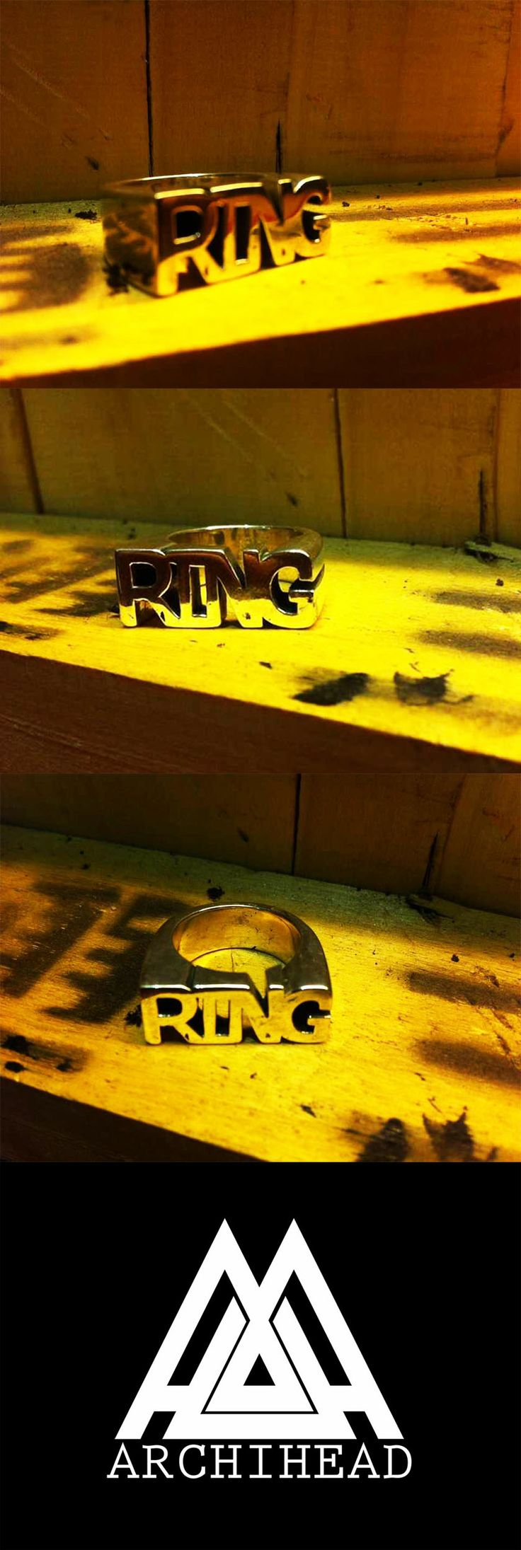 ARCHIHEAD Rings (rings) Archiheadproject@gmail.com