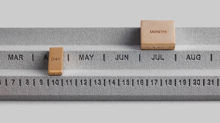 Othr's tactile Perpetuum calendar tempts users away from their smartphones
