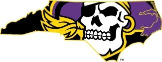 ECU Jolly roger | Logo art courtesy East Carolina University