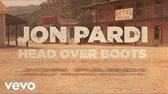 (14) head over boots jon pardi lyrics - YouTube