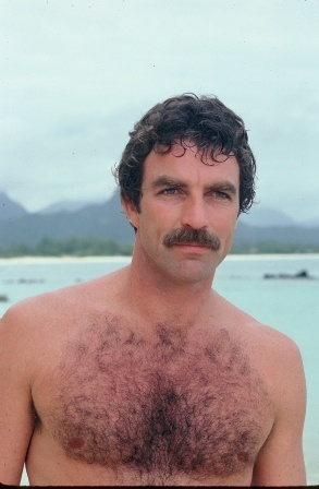 tom selleck.....oh my......