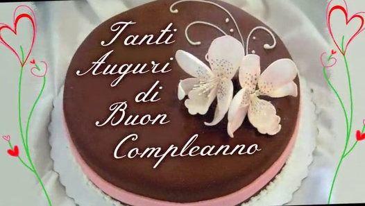 Поздравительные открытки с днем рождения на итальянском языке, днем
