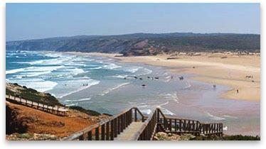 Bordeira Beach