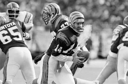 In the winter of 1982, the Cincinnati Bengals and San Diego Chargers clashed in an AFC Championship matchup that remains one the coldest NFL games ever. Those who lived through the Freezer Bowl tell the tale. | Sports History | OhioMagazine.com