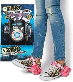 Zinc Glider Skates