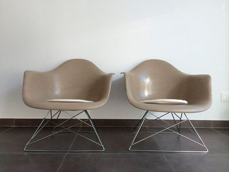 Affaires Charles Eames Ray   sur Kapaza / www.woonblog.be