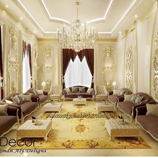 مجلس كلاسيك فخم ومميز من تصميم مهندسة الديكور ايمان على للطلبات او الاستفسارات برجاء الارسال على الخاص الانستجرام او الاتصال على 0 Bedroom Decor Decor Bedroom