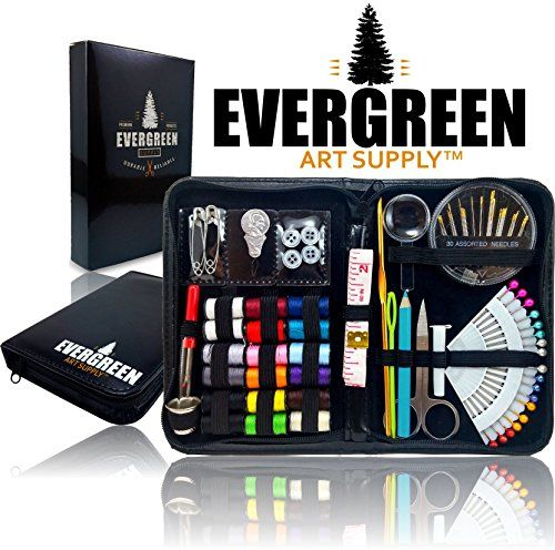 SEWING KIT ★ THE MOST EXPANSIVE & HIGHEST QUALITY KIT ...