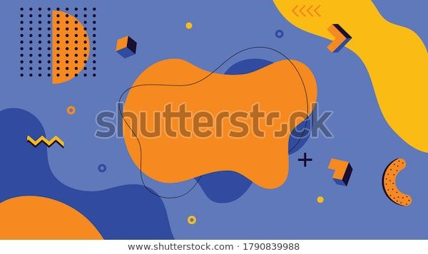Abstract Colorful Fun Background Background Modern Stock Vector Royalty Free 1790839988 Fun Colors Abstract Abstract Backgrounds