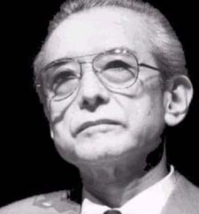 """Japanese great businessman - Hiroshi Yamauchi 山内 溥(1927-) was the third president of Nintendo, is credited with transforming Nintendo from a small hanafuda card-making company in Japan to a multi-billion dollar video game company. """"If we can increase the scope of the industry, we can re-energise the global market and lift Japan out of depression - that is Nintendo's mission."""""""