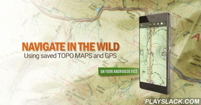 BackCountry Nav Topo Maps GPS  Android App - playslack.com ,  Gebruik je Android als een offroad topo kaart brengen van GPS met de bestseller outdoor navigatie-app voor Android! Probeer deze demo voor 16 dagen om te zien of het iets voor u is. Gebruik offline topo kaarten en GPS-wandelen over paden zonder mobiele service! De GPS in je Android telefoon kan krijgen de positie van de satellieten, en je hoeft niet te vertrouwen op uw data-abonnement om kaarten te krijgen. Meer plezier en veilig…