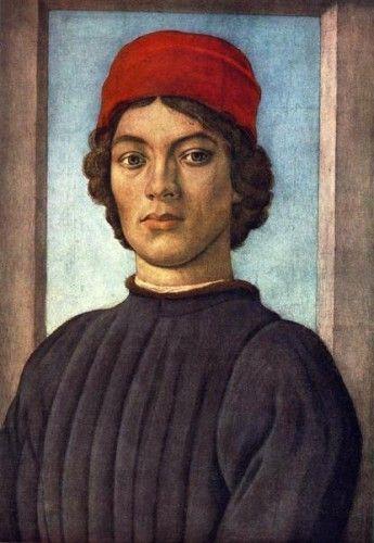 Self Portrait of Fra Filippo Lippi | autoportrait