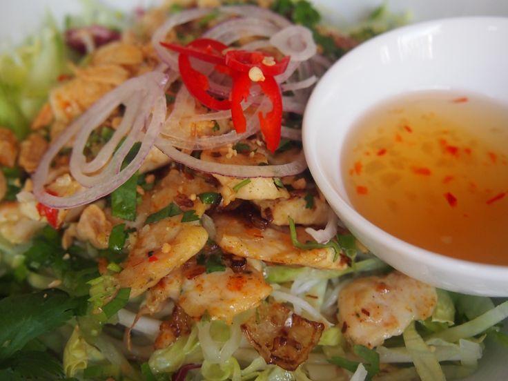 Lekker Vietnamees eten bij restaurant Pho 91 in de Pijp