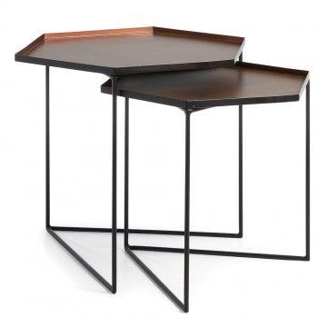 Mesas auxiliares - MUEBLES - Categorías