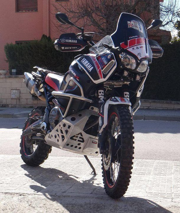 Yamaha XT1200Z Rally (Super Tenere)