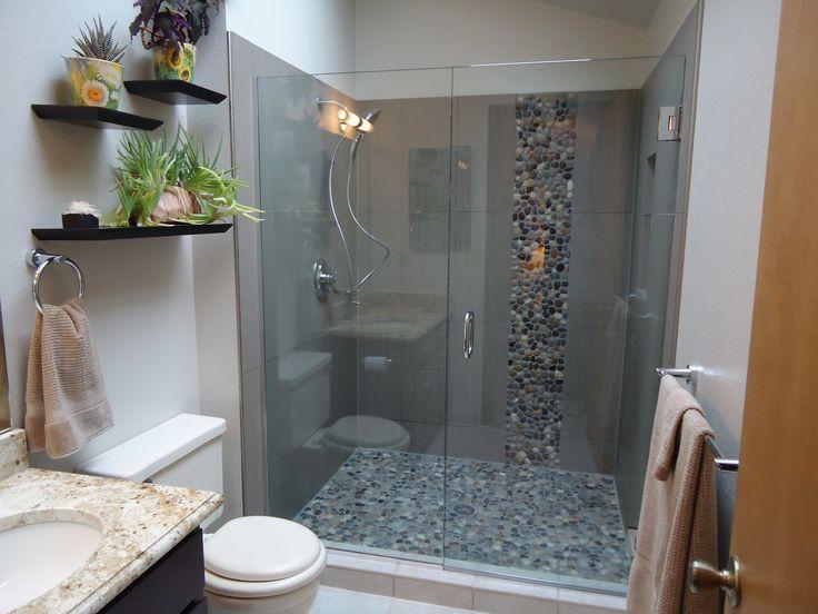 Master Bathroom Ideas Pinterest: Master Bath - Walk In Shower