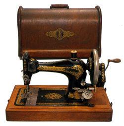 Mom's old machine