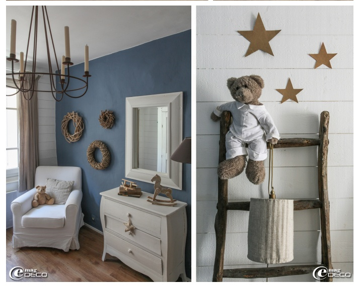 Little boy's room from E-Mag Deco 2