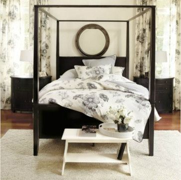 4 Post Canopy Bed 32 best 4 poster beds images on pinterest | 3/4 beds, bedrooms and
