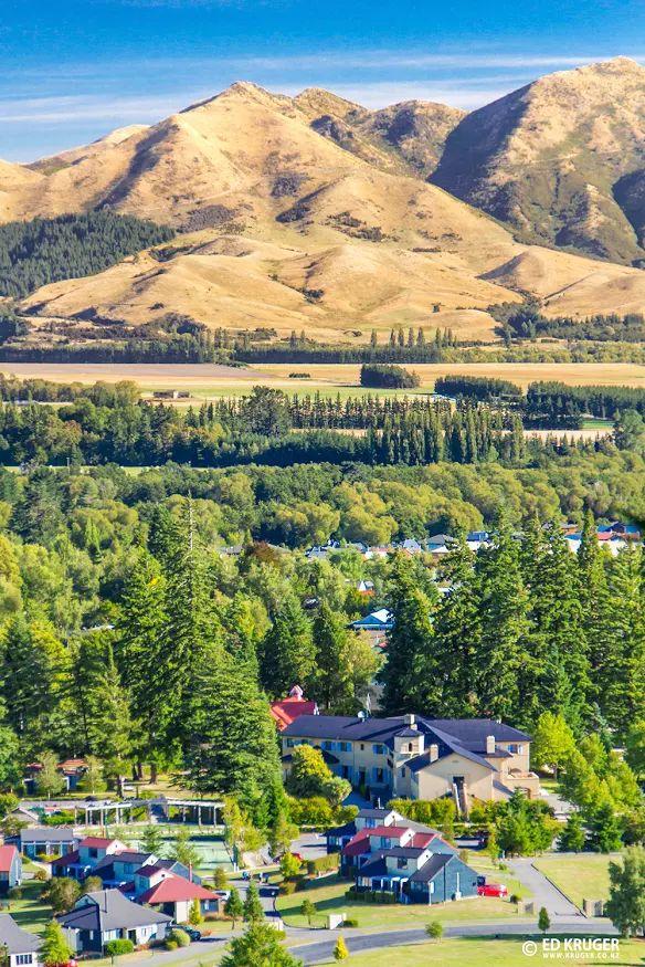 Hanmer Springs, New Zealand
