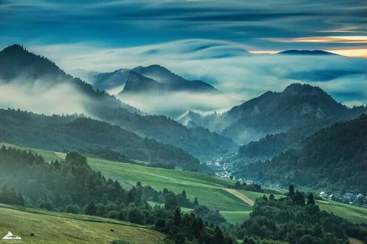Pieniny, Slovakia.