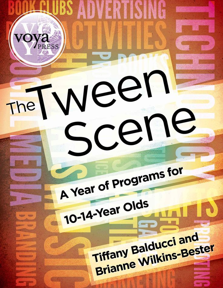 The Tween Scene: A Year of Programs for 10- to 14-Year Olds is a treasure chest of programs, tips, and ideas for serving the tweens coming to your library. No longer children, while not yet teens, twe