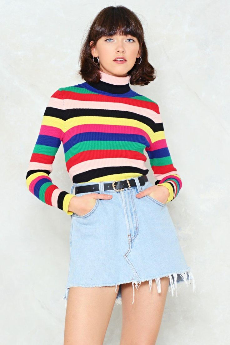 $50.00: Vivid Dream Turtleneck Sweater ***********NASTYGAL runs site wide additional 50% sale near daily, so don't buy this unless they're running that promotion!