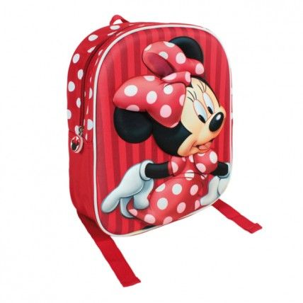 Sac à dos Minnie 3D