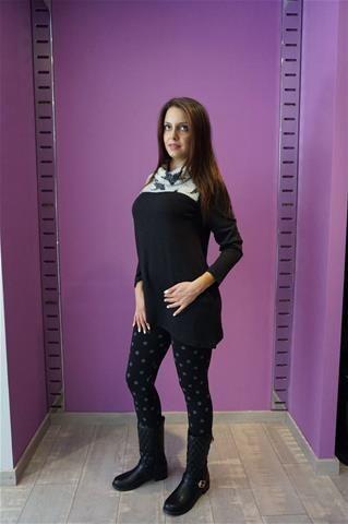 La Bella Donna - Γυναικεια μπλουζα ασυμμετρη