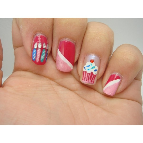 Birthday Nails – Birthday Nail Designs - Nail Designs For You - 59 Best Nails (Birthday) Images On Pinterest Party, Birthdays