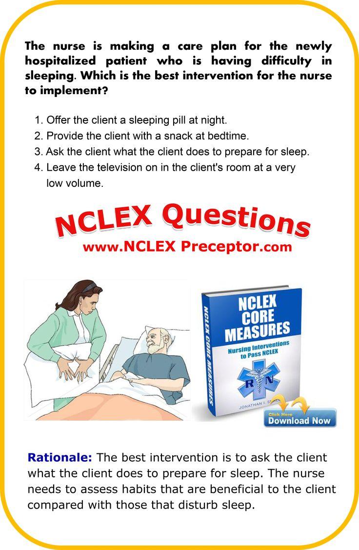 305 best images about NCLEX Question on Pinterest