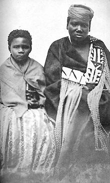 Nongqawuse was the Xhosa prophetess whose prophecies led to a millennialist movement that culminated in the Xhosa cattle-killing crisis of 1856–1857, in what is now the Eastern Cape Province of the Republic of South Africa.advisor of zaka zulu