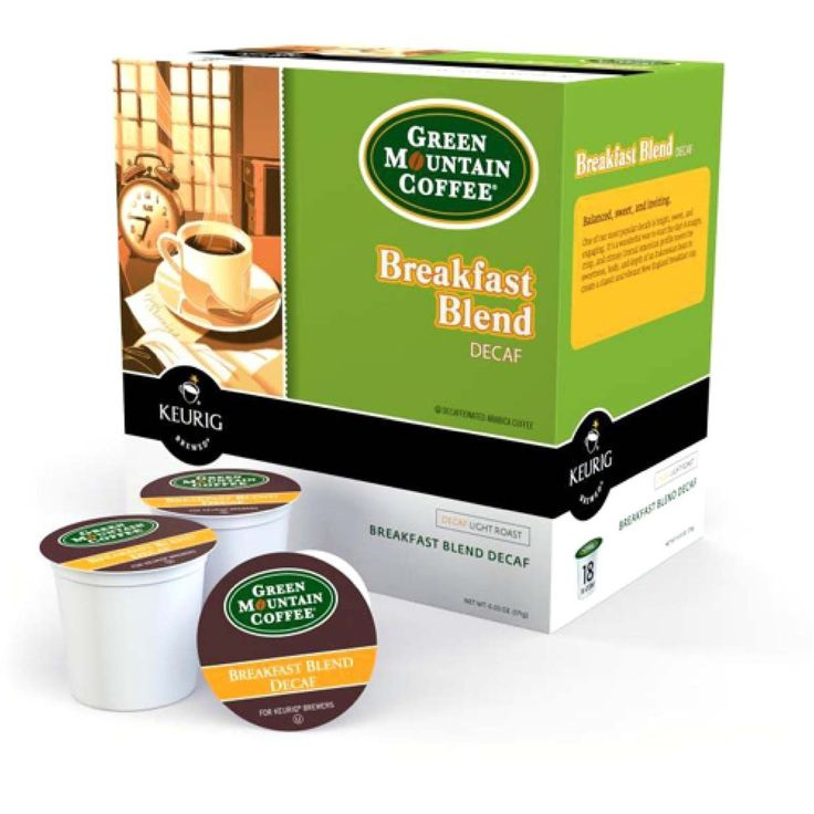 Fizaaro: Green Mountain Decaf Breakfast Blend (160 K-cups) -- Read more  at the image link. (This is an affiliate link and I receive a commission for the sales)
