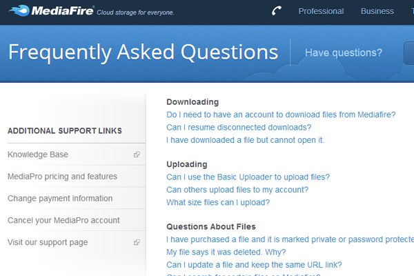 1402548890813 26-mediafire-hosting-frequently-asked-questions-faq-webpage